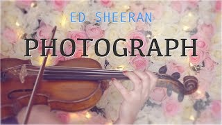 Photograph - Ed Sheeran for violin and piano (COVER)
