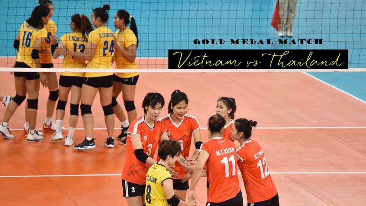 Download VIỆT NAM - THAILAND (ไทย) CHUNG KẾT - HCV| WOMEN'S VOLLEYBALL 30TH SEA GAMES 2019| MATCH HIGHLIGHTS