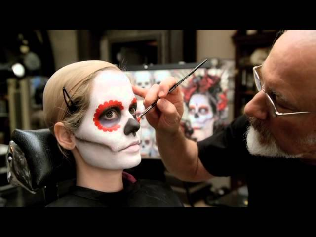 Rick Baker Scares Up Halloween Makeup Collection with MAC