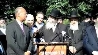 Satmar Leader Promises To Deliver The Votes For Bill Thompson