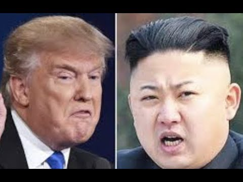 "Breaking News: ""Armageddon In South Pacific"" Trump Vs Kim Jong Un"