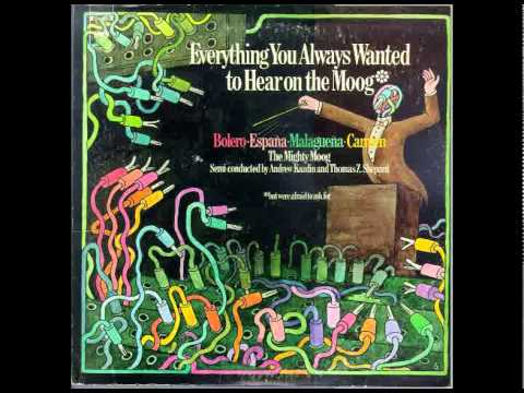 Andrew Kazdin & Thomas Z. Shepard - Everything You Always Wanted to Hear on the Moog [Full Album]