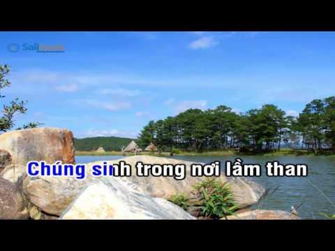 [Karaoke TVCHH] 339- ĐỒI GÔ-GÔ-THA CHỐN XƯA - Salibook