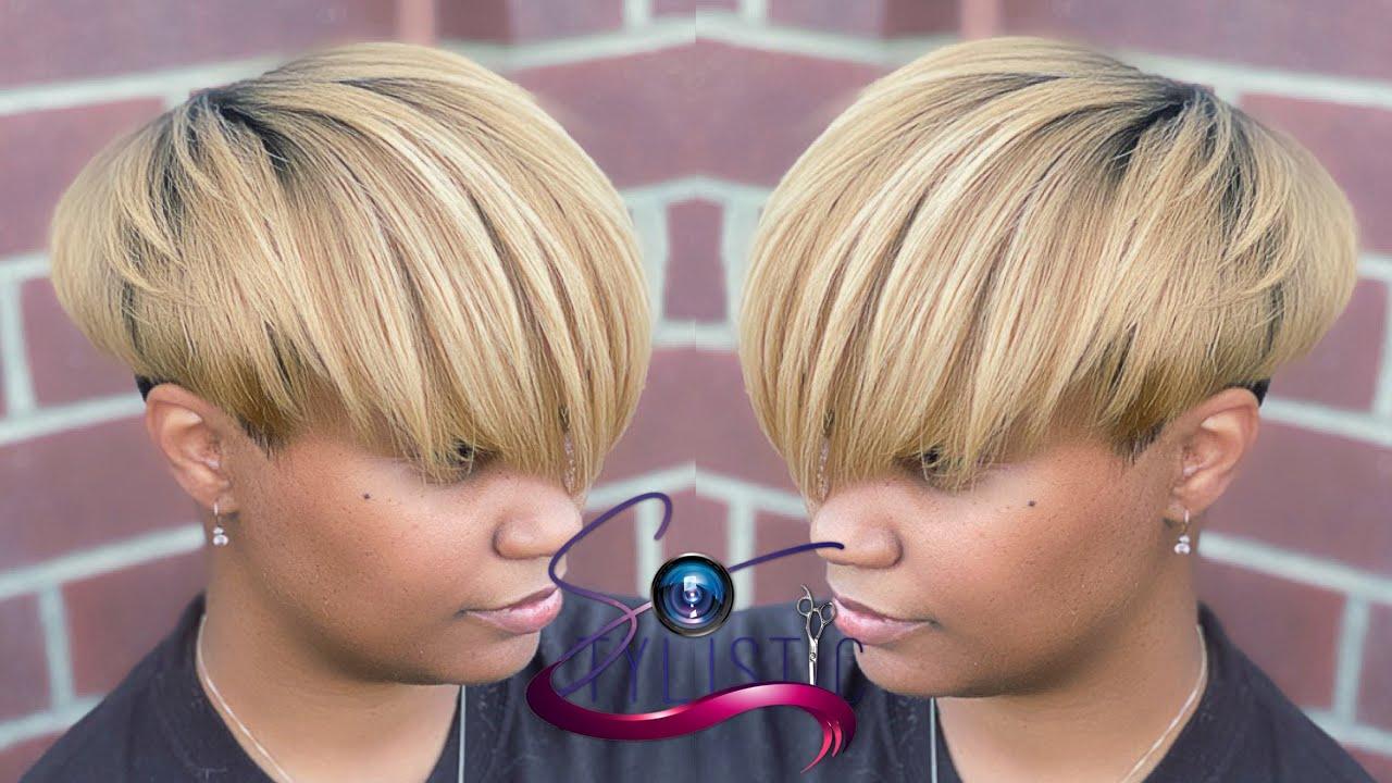 Blonde Transformation (Cut/Color)