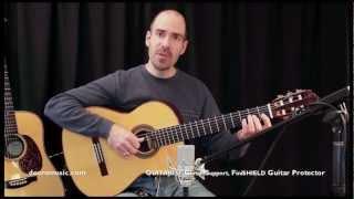 Picado Study #1 - Guitar Lesson - Diego de Oro