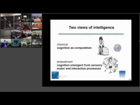 ShanghAI Lectures 2014 – Lecture 8: Education and Industry Session