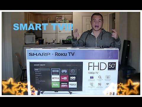 Sharp 32 720p led roku smart tv (lc-32lb591c) review