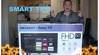 ROKU SMART TV!!!