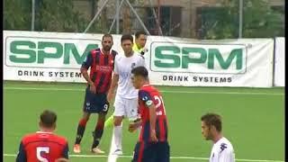 Serie D Girone D Castelvetro-Aquila Montevarchi 0-2
