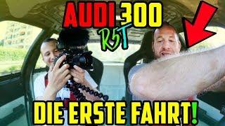 5Zylinder GÄNSEHAUT! - Audi 300 R5T - QUATTROLEGENDE 19' kann kommen!