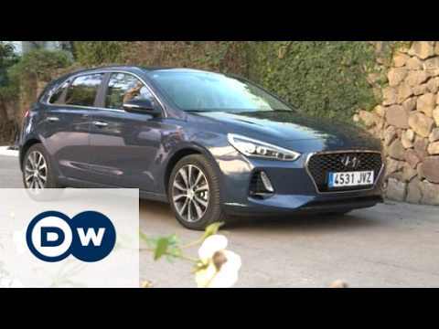 Hyundai i30 low price, lots of equipment Drive it
