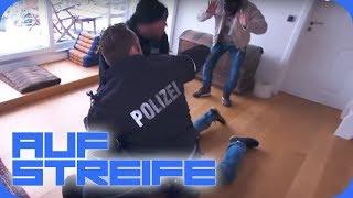 Krasser Polizei-Einsatz: Maskierte Männer in der Wohnung! | Auf Streife | SAT.1