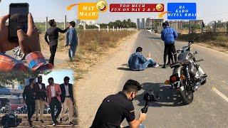 Mera Rajkot BTS Day 2&3   Bhavesh Ramchandani   BB Jadeja   Mitul Patel & Devendrasinh Vavdi  