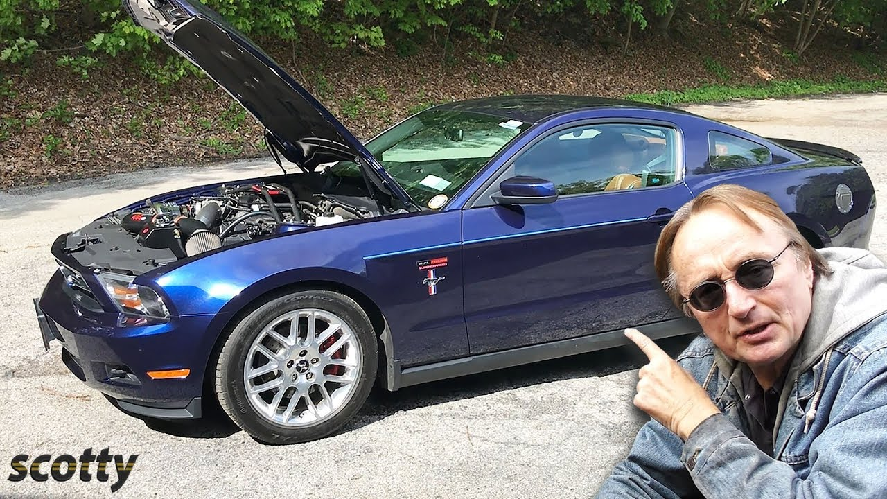 Here's Why this V6 Mustang makes 485 Horsepower
