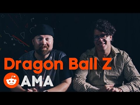 Reddit AMA: Dragon Ball Z's Sean Schemmel and Chris Sabat (Goku and Vegeta) from YouTube · Duration:  14 minutes 47 seconds