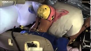 2014 Toyota Camry ► CRASH TEST