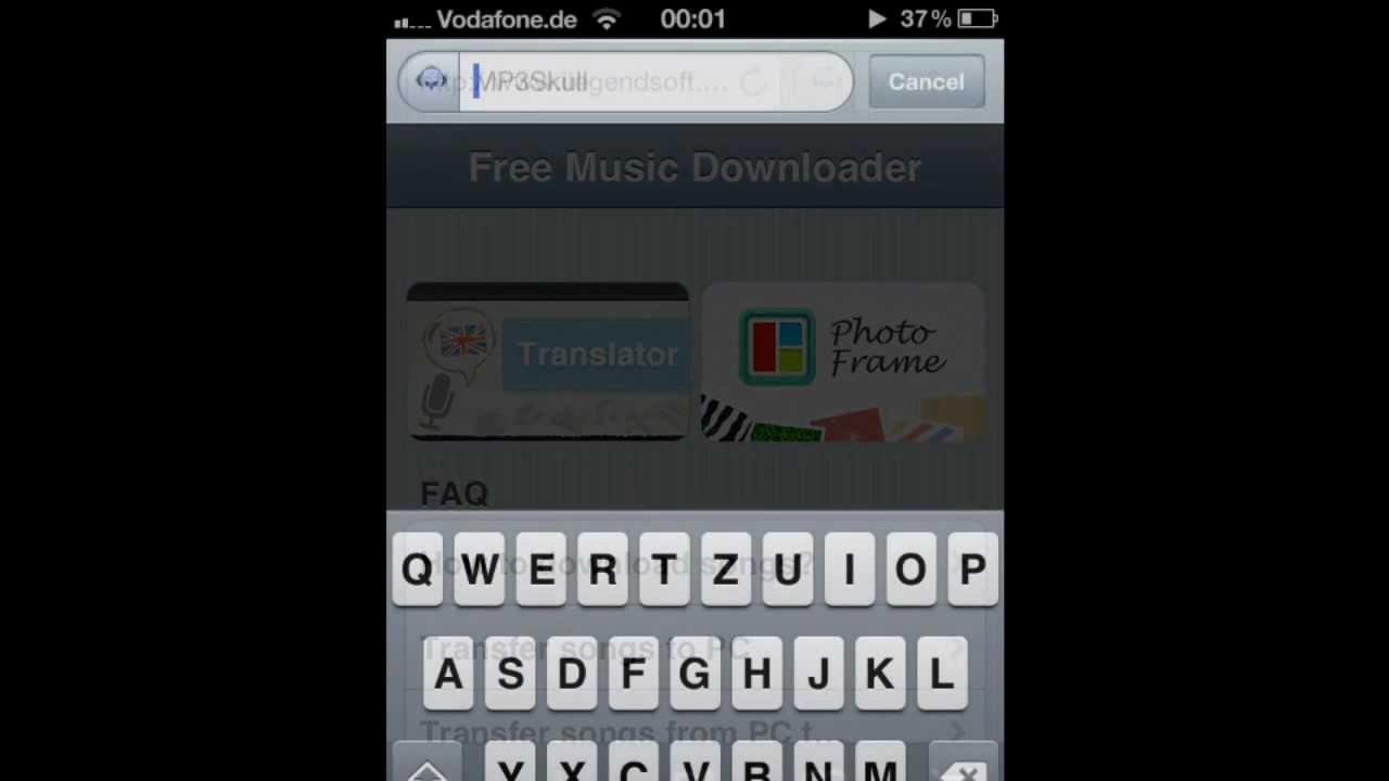musik ohne internet hören iphone kostenlos