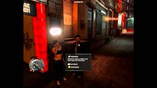 Sleeping Dogs Gameplay-with a STUNT[Free Roam][PC] - HD
