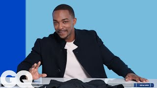 10 Things Anthony Mackie Can't Live Without | GQ