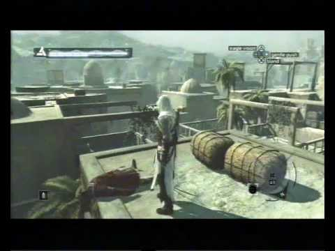 Assassin's Creed, Career 189, Jerusalem: Poor District, Save Citizen 1