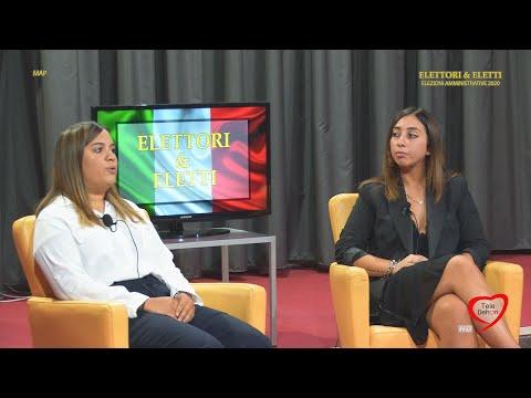 Elettori & Eletti 2020, Alessandra Sibio e Deborah Regano, candidate Fratelli D'Italia