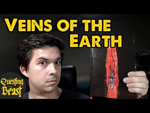 Veins of the Earth: Old-School DnD Book Review