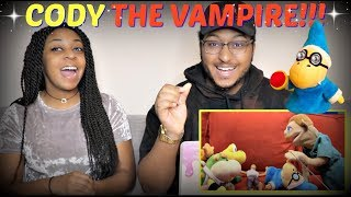 "SML Short: ""Cody The Vampire!"" REACTION!!!"