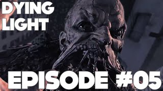 Dying Light FR | Gameplay - Episode 5 Bonne Nuit ( PS4 )
