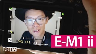 OLYMPUS OM-D E-M1 MARK II Hands-on First Impressions