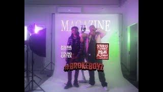 Polimá Westcoast, Young Cister - Magazine (Spanish G-Mix)