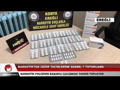Download Ereğli narkotikten zehir tacirlerine operasyon