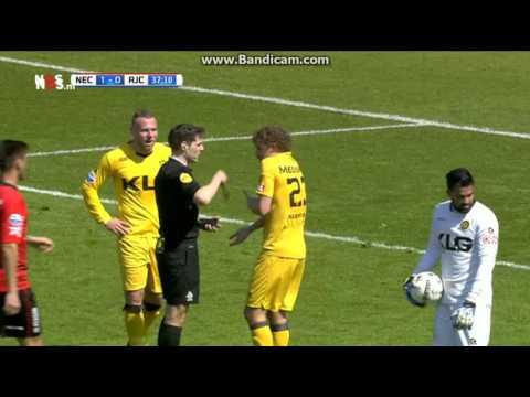 NEC Roda jc 1-2 || EredivisieSoccer
