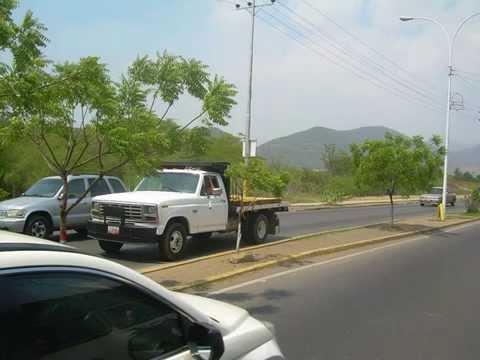 Recorrido desde la Av  Intercomunal a Tronconal III (Barcelona, Estado Anzoátegui - Venezuela)
