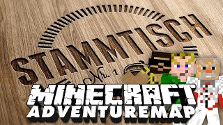 Stammtisch is real 🎮 Adventure-Map The Cube #5