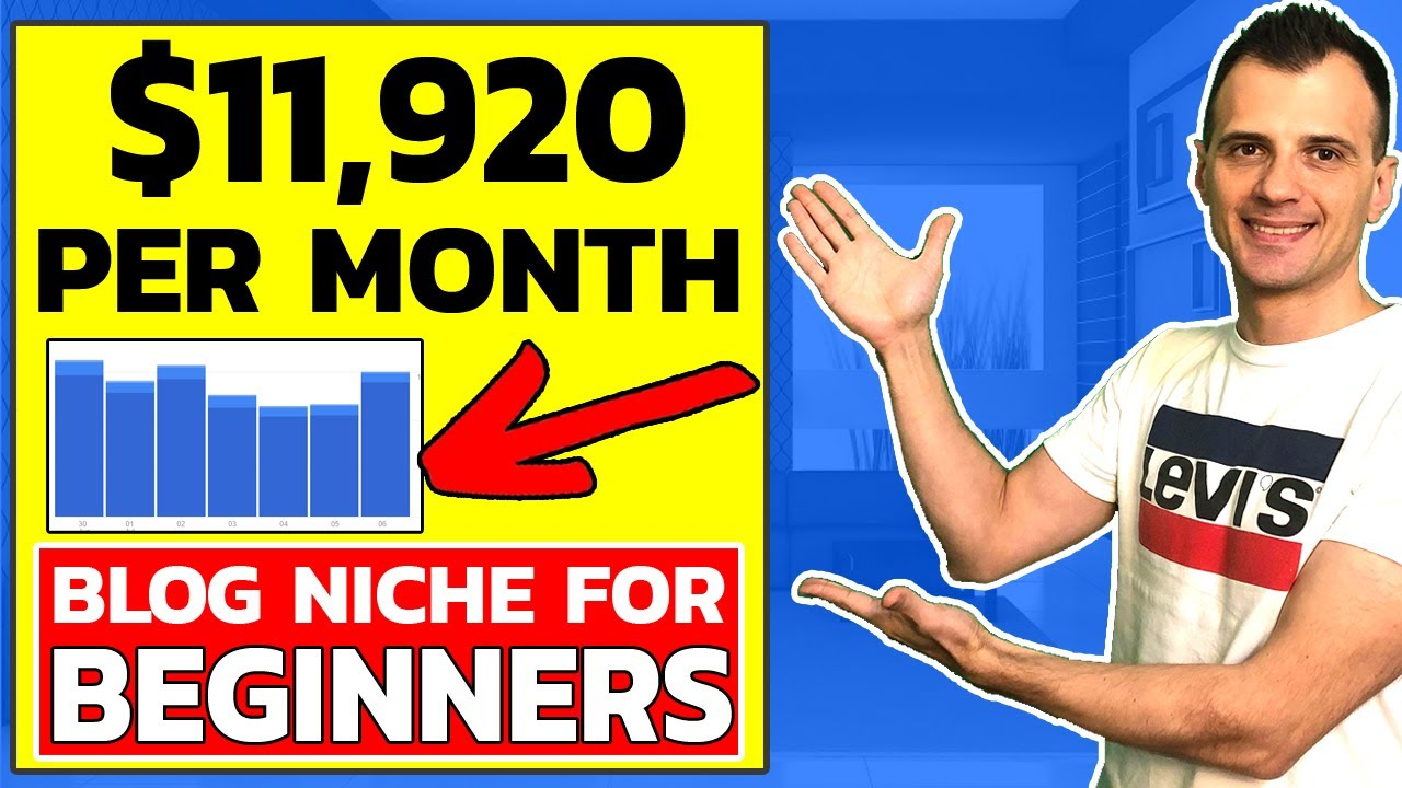 Best Blog Niche Ideas in 2020 ($11,920 PER MONTH)