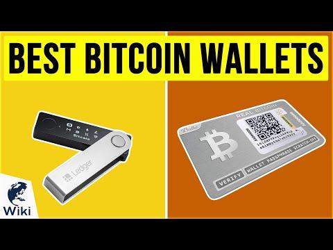 10 Best Bitcoin Wallets 2020