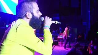 "Capital Cities - ""Safe & Sound"" (Live at Perez Hilton"