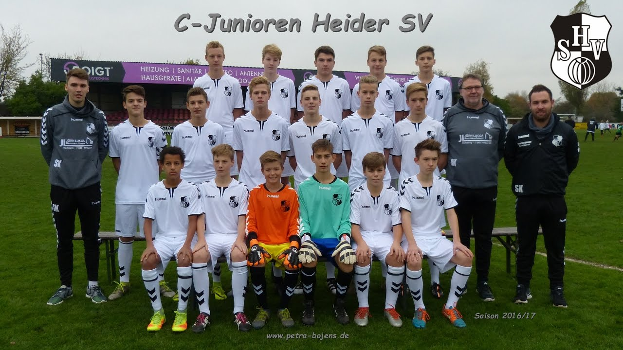 Shl C Junioren Heider Sv Holstein Kiel Ii 5 0 3 0 Youtube