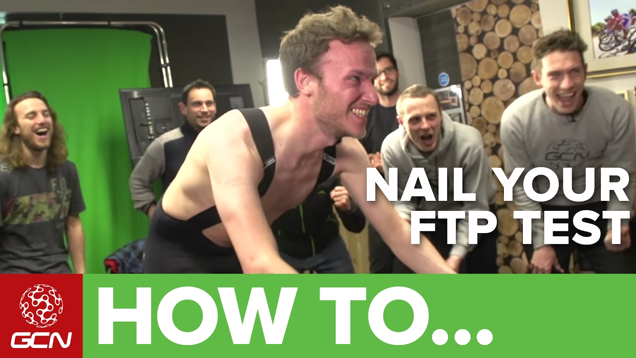 How To Do A Functional Threshold Power (FTP) Test