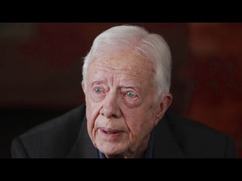 "President Jimmy Carter: The United States is an Oligarchy...; ""Now, it's just an oligarchy with unlimited political bribery being the essence of getting the nominations for president..."""