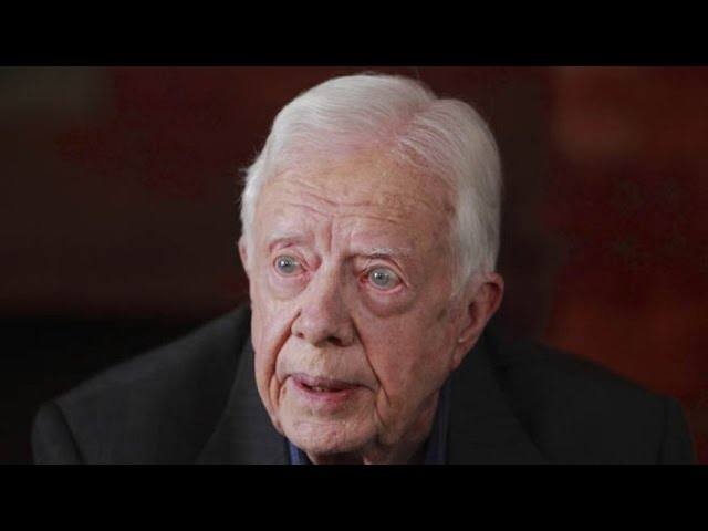 President Jimmy Carter: The United States is an Oligarchy