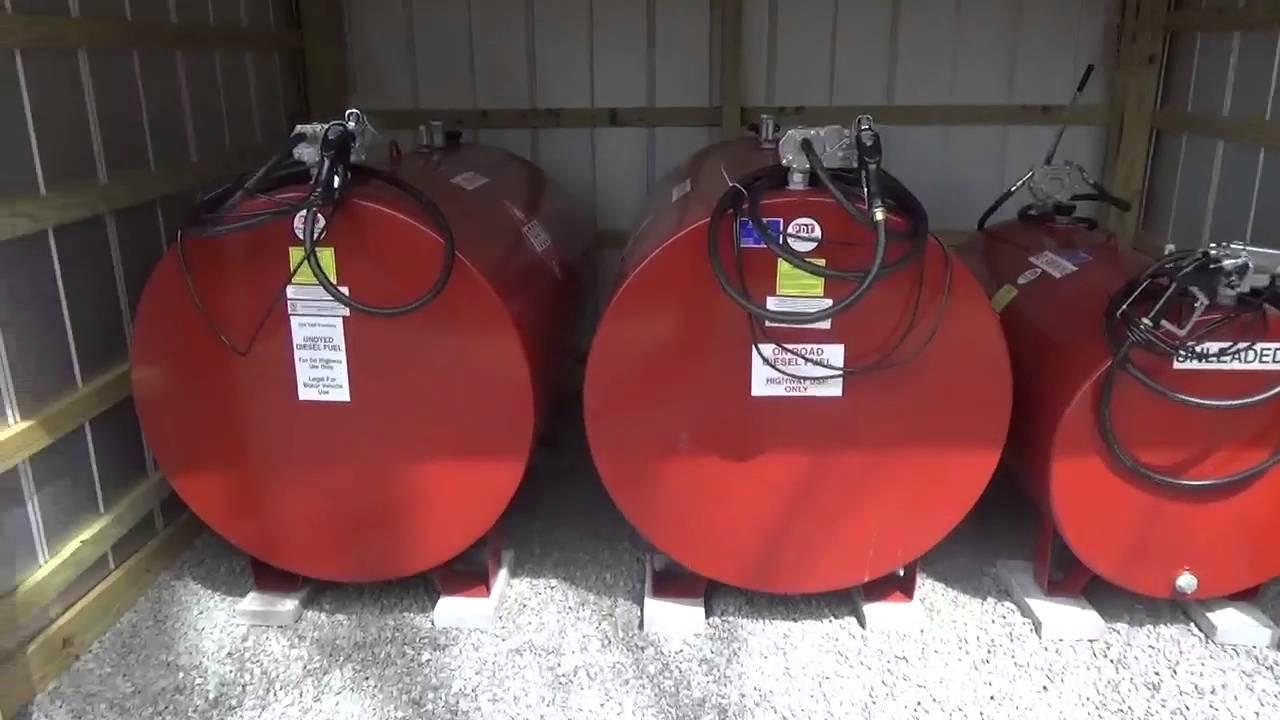 Fuel Storage Station Youtube