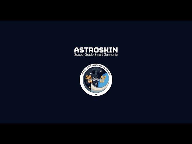 Astroskin - Space Grade Smart Garments