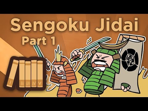 Warring States Japan: Sengoku Jidai - Battle of Okehazama - Extra History - #1