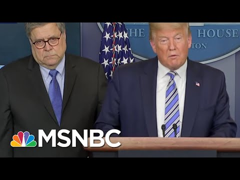 Trump Appears To Weigh Saving Economy Against Saving Lives From COVID-19 - Day That Was | MSNBC
