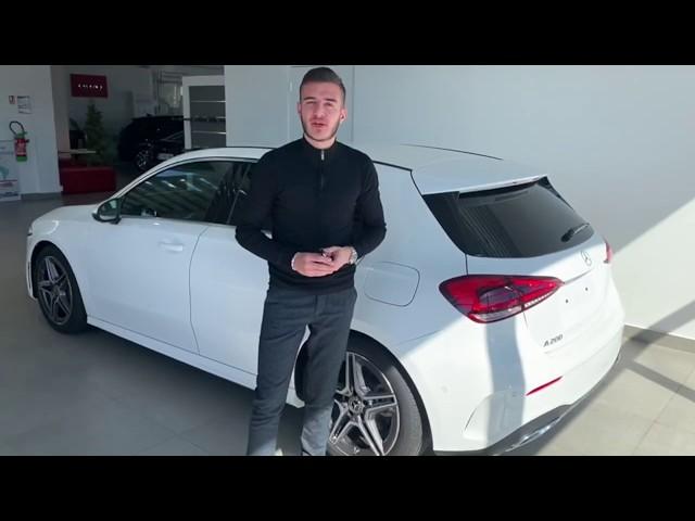 ♥️Présentation Nouvelle Mercedes Classe A 200 AMG-Line♥️