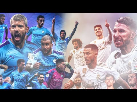 Real Madrid Vs Manchester City | Champions League Trailer 2019/20