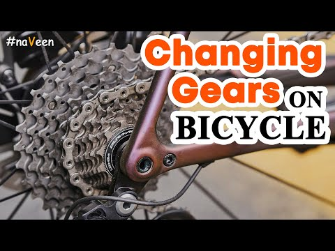 How to use Bicycle Gears + Tips for Beginner's in tamil #naVeensworld thumbnail