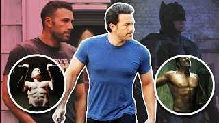 """Ben Affleck's Steroid Cycle - Was He Natural In """"The Town"""" Or As Batman?"""