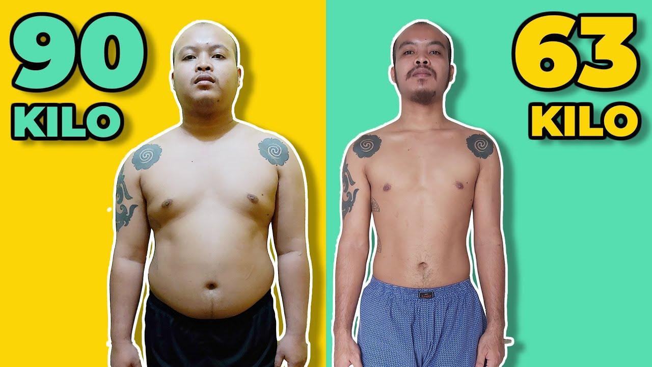 CARA MENURUNKAN BERAT BADAN DENGAN CEPAT ? TONTON DULU VIDEO INI! | Diet Story Part 1